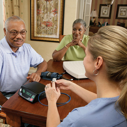 Technology has proven to give the home health care industry a much-needed upgrade that is helping patients live healthier lives.