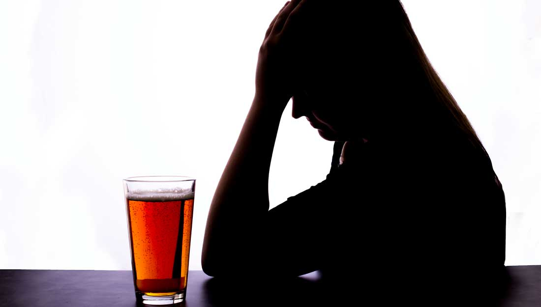 Excessive alcohol consumption and effects on your body