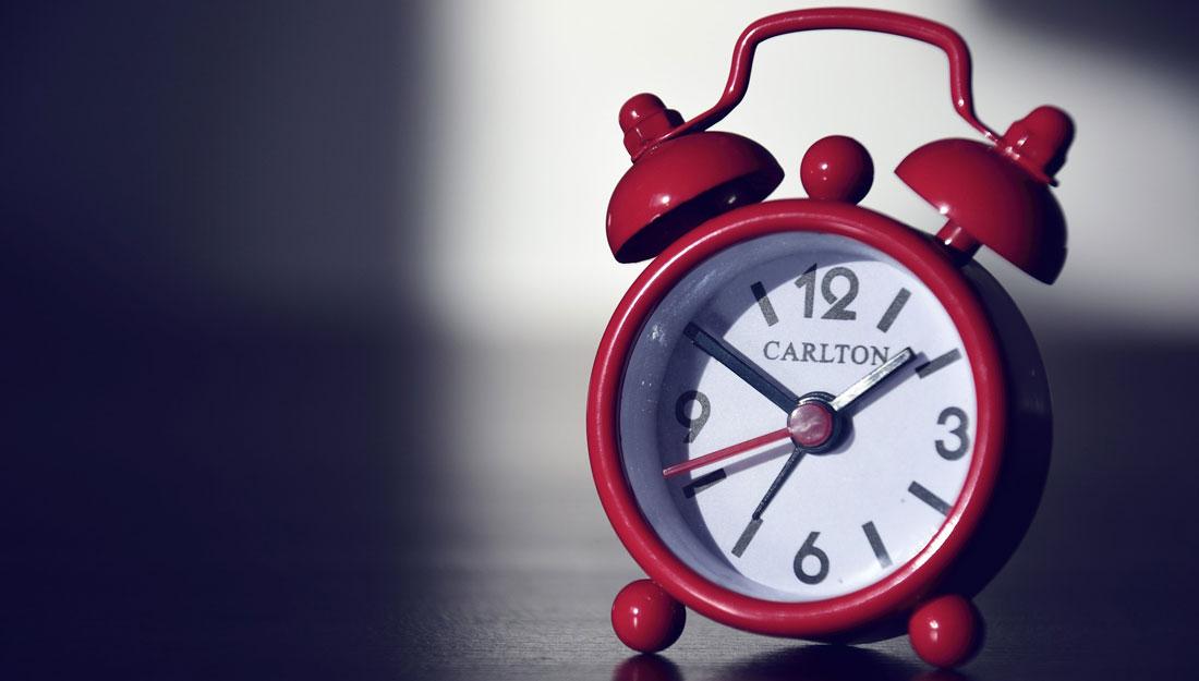daylight saving time sleep loss