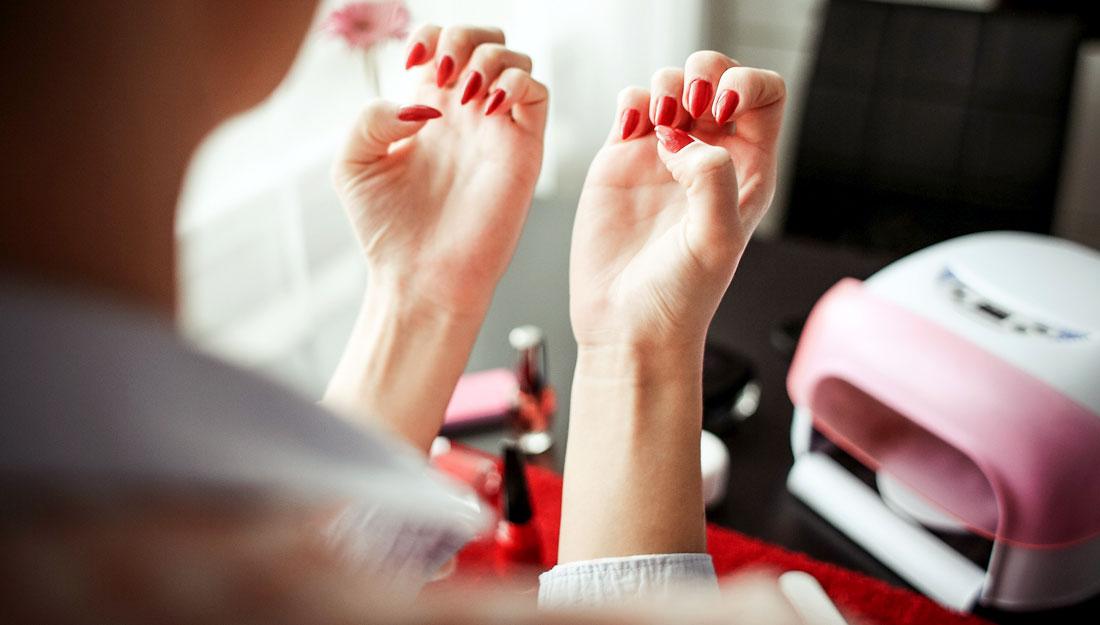 health risks at nail salons