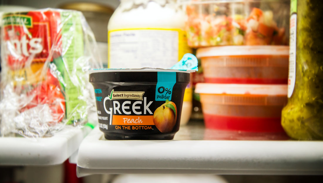 Greek yogurt can have more sugar than other desserts