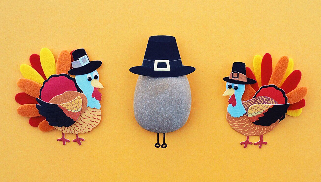 Have a happy and healthy Thanksgiving!