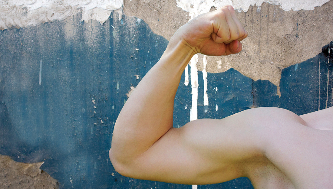 The in and outs of bulking up