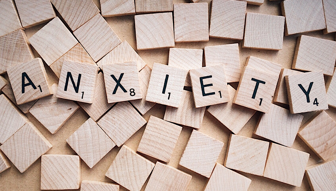 Get a handle on your anxiety before it becomes a problem