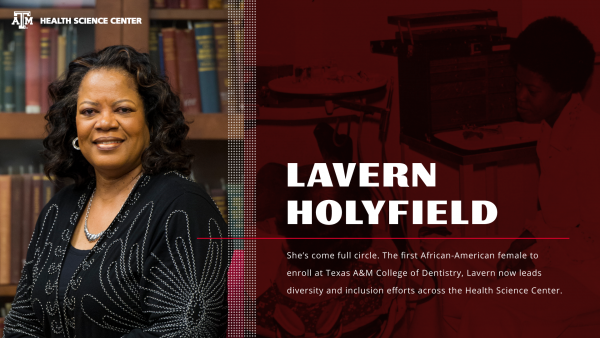 Lavern Holyfield has dedicated her career to education and inclusion