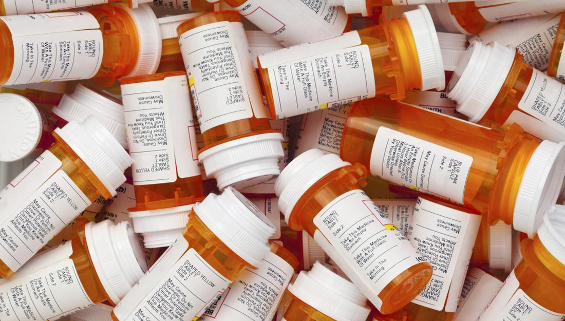 How To Safely Throw Away Old Medicines Vital Record