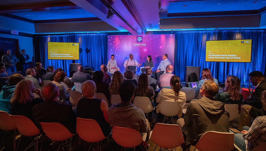 Panelists at SXSW