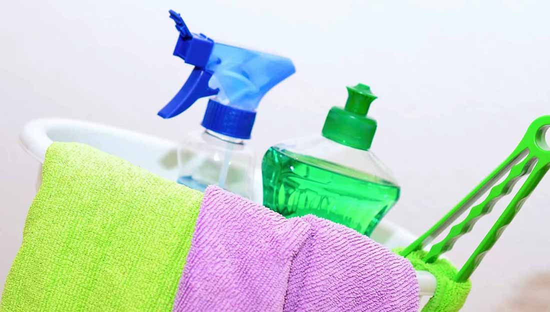 household cleaning products to disinfect your home