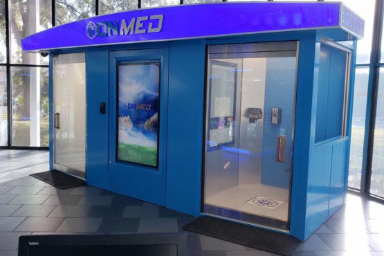 OnMed telemedicine station