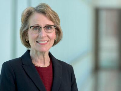 portrait of Nancy Fahrenwald