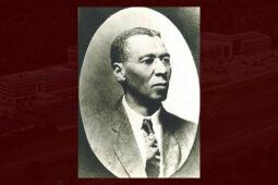 Portrait of Dr. M.C. Cooper