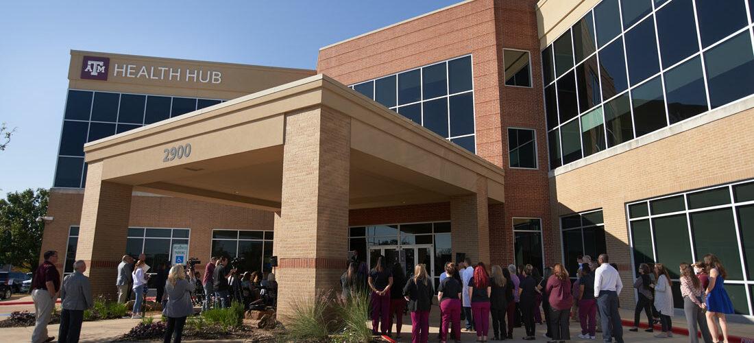 Texas A&M Health Hub in Bryan